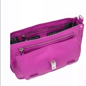 Proenza Schouler Bags - Proenza Schouler PS2 Medium Fuschia Satchel $1775